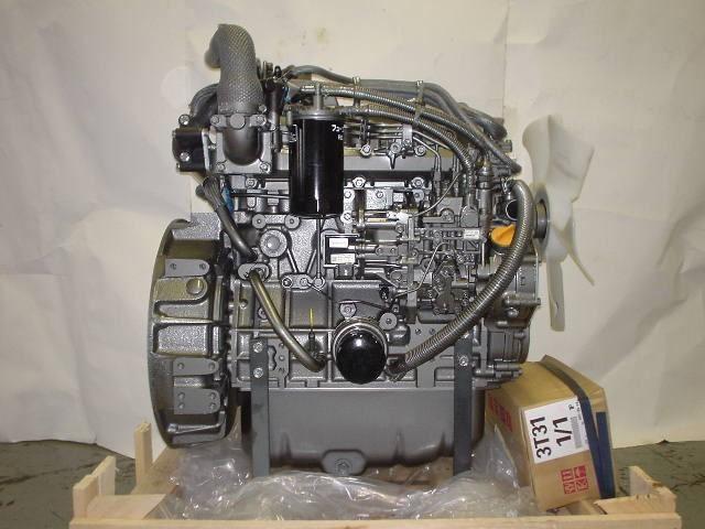 Yanmar 2000 Parts : Yanmar tnv t zgge stock g engine assys tpi