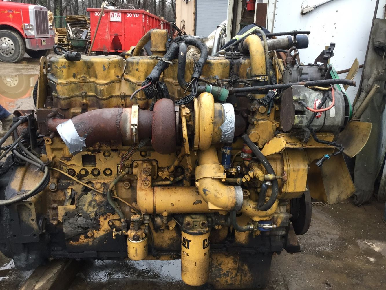 1996 Caterpillar 3406E Engine Assys TyHwPxhs8AFH_f 1996 caterpillar 3406e (stock salvage 946 t cat 1934) tpi Cat 3406E Coolant Temp Sensor at couponss.co