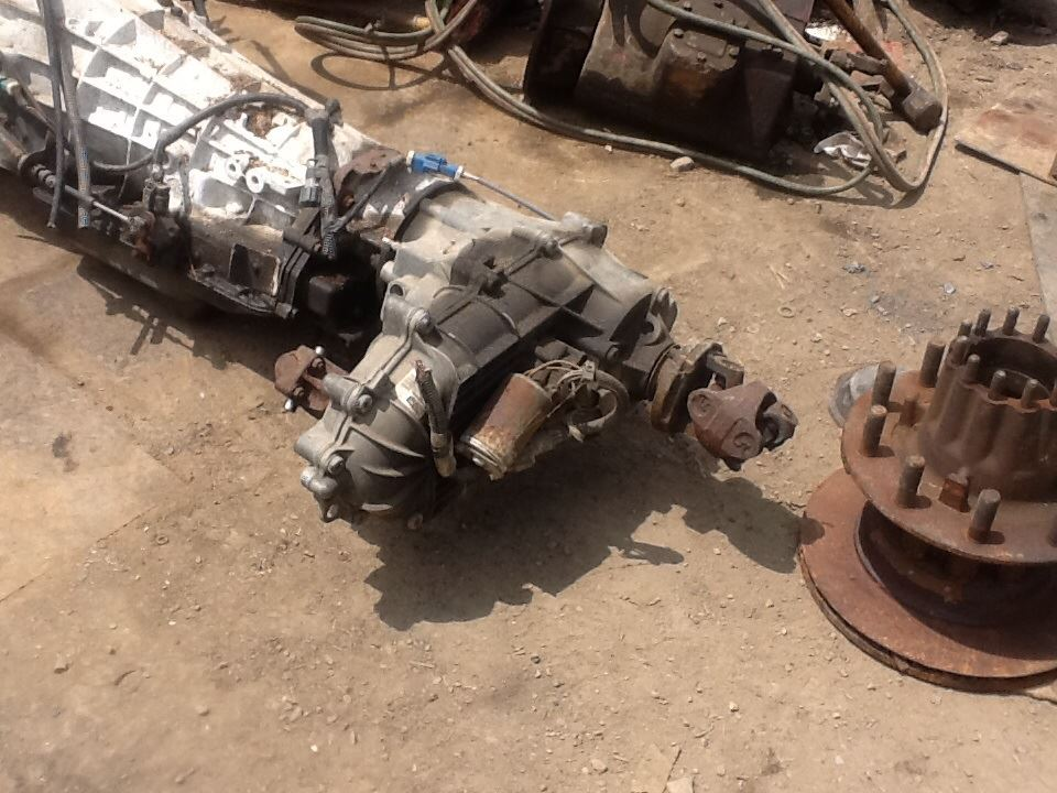 Borg warner 1356 stock bwtc 049 e transfer case assys for Transfer case motor replacement cost