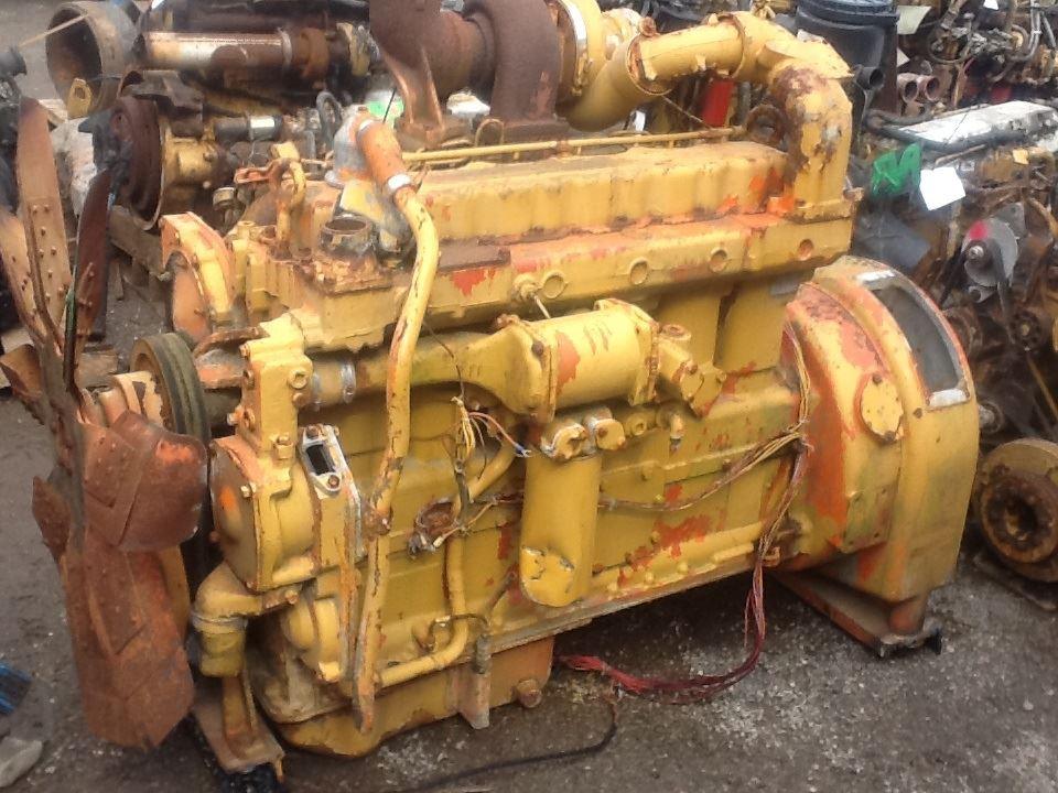 Caterpillar 3306 Stock Cat 793 Engine Assys Tpi