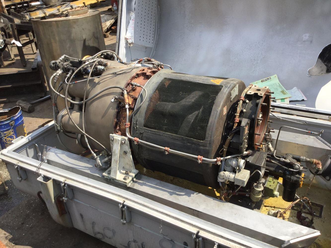 Garrett Motors Inc >> Garrett GTCP 100-82 (Stock #JET-1675) | Engine Assys | TPI