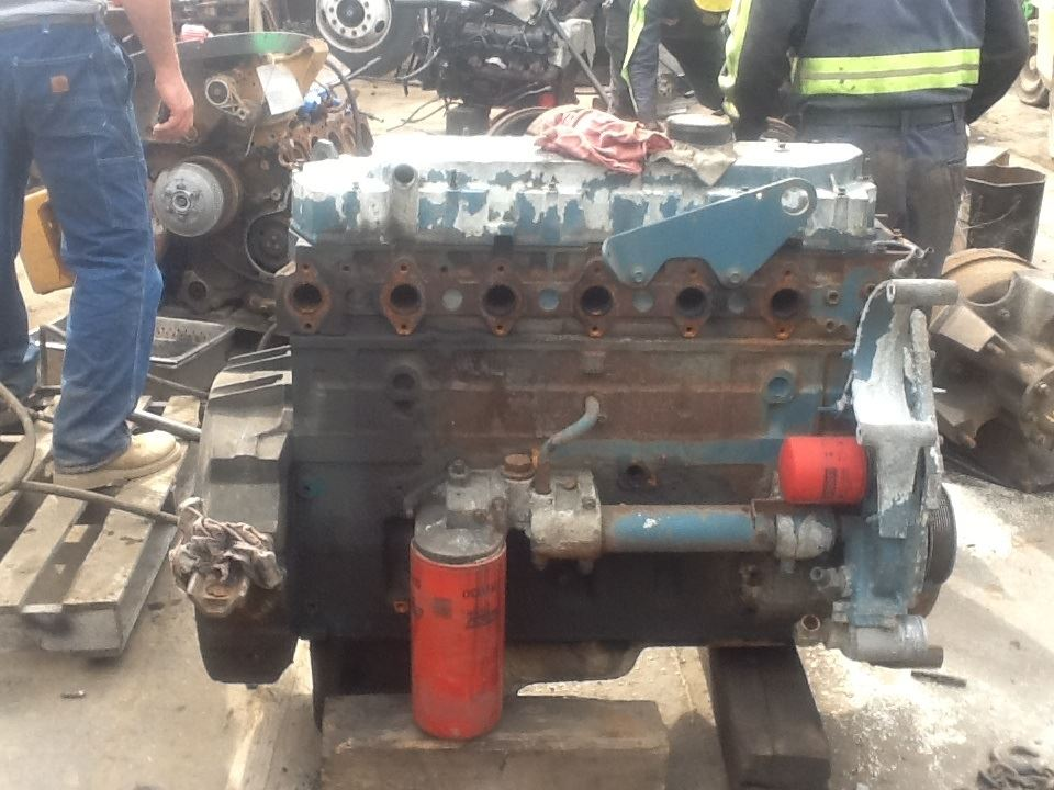 International DT466 Stock IE 849 Engine Assys TPI