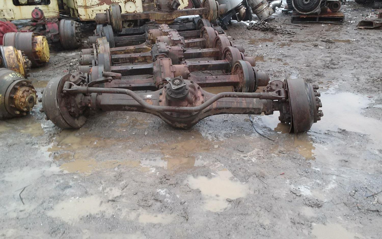Meritor Drive Axle Parts : Meritor rockwell fdl twx stock fda front