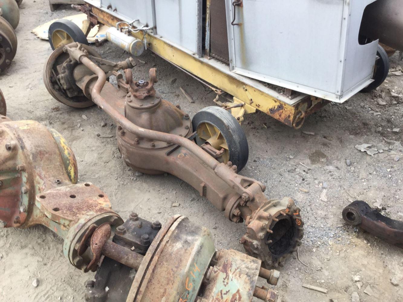 Meritor Drive Axle Parts : Meritor rockwell fdls hx stock fda front