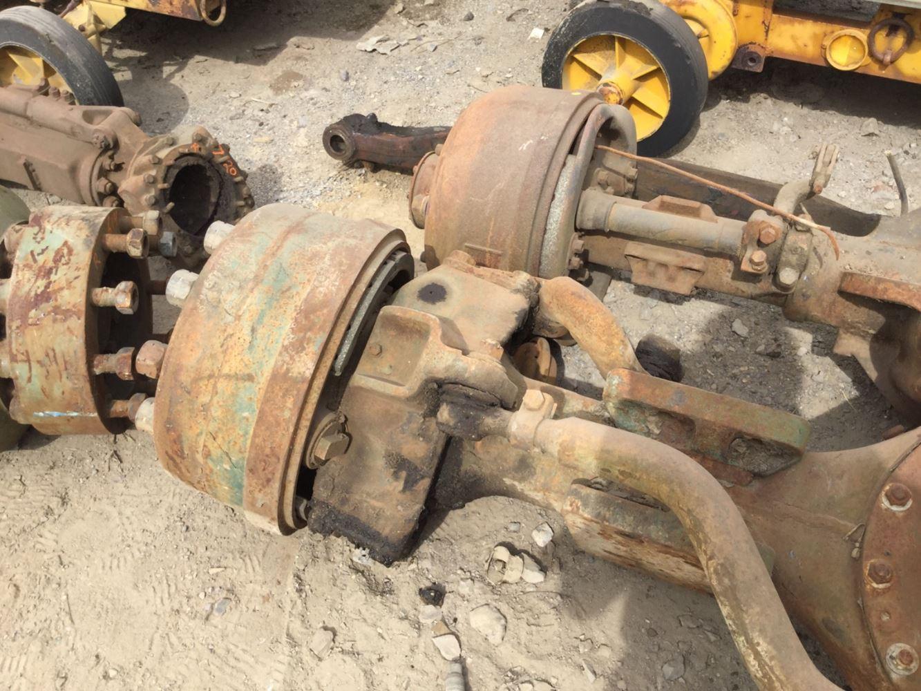 Meritor Drive Axle Parts : Meritor rockwell fds stock fda a truck