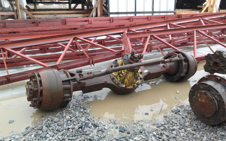 Meritor Drive Axle Parts : Meritor rockwell fds rsax stock fda front