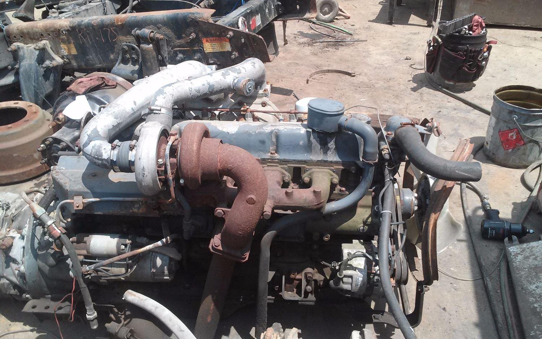 mitsubishi 6d14 engine assy parts tpi rh truckpartsinventory com Motor Truck Repair Manual Mitchell Motor Manuals