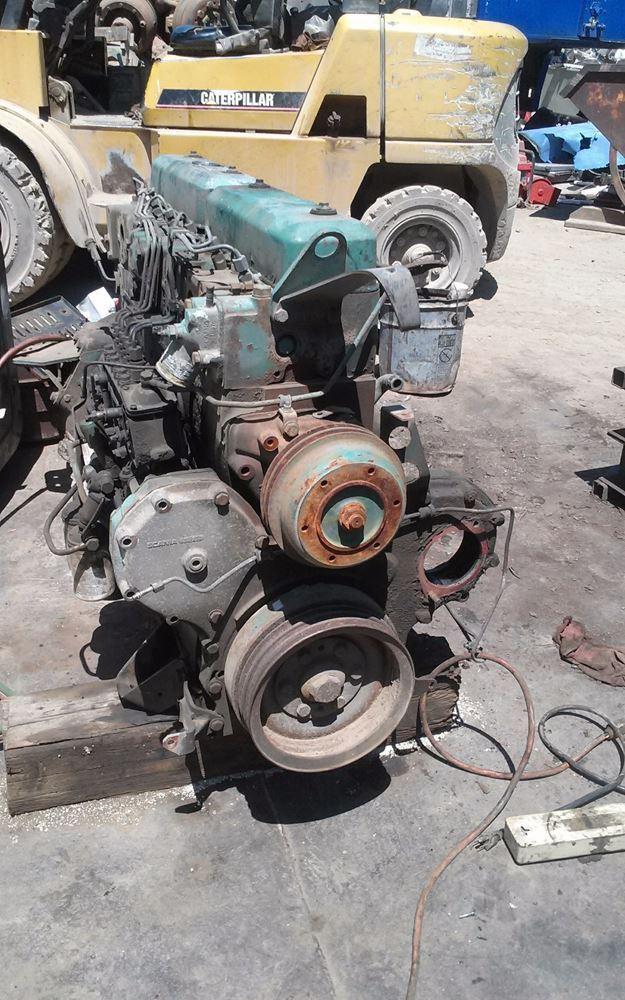 Scania DSC 1103 (Stock #SCE-1611)   Engine Assys   TPI