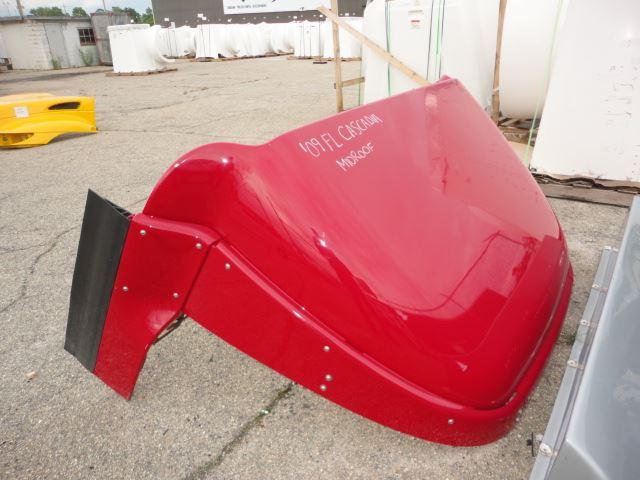 Roof Fairings For Semi Trucks : Roof fairing truck chevy silverado cab
