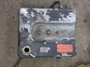 Ford L8000 Radiator Overflow Bottle Parts Tpi