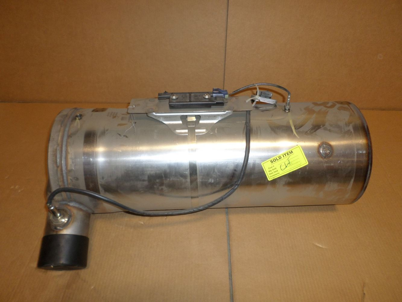 Image for Other Other Diesel Particulate Filter (DPF)