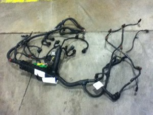 mack wiring harness parts tpi