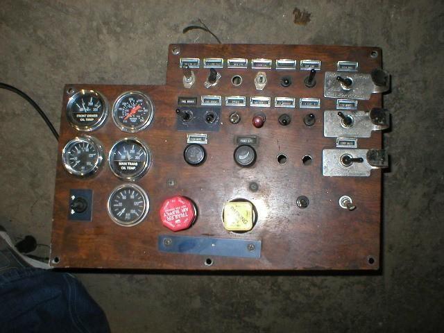 1988 PETERBILT 379 (Stock #60672)   Interior Misc Parts   TPI