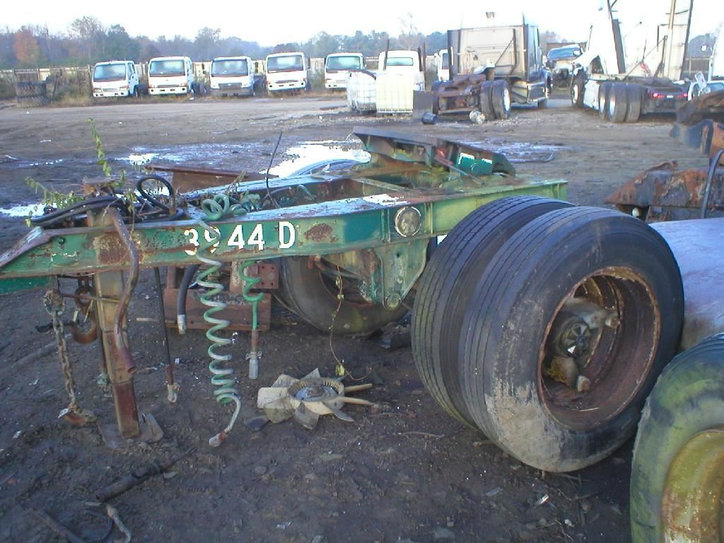 Heavy Duty Truck For Sale Ohio >> JOE DOG TRAILER DOLLY (Stock #D16YD) | Truck Boxes/Bodies | TPI