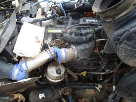 2016 PACCAR PX-9 (ISL 8.9) (Stock #1408055)   Engine ys   TPI