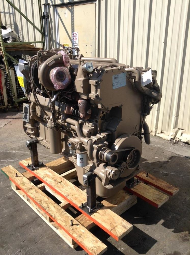 Cummins Qsx15 Stock 1602318 Engine Assys Tpi