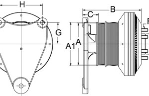 Mack Fan Clutch/Hub Parts | TPI Mack Fan Clutch Wiring Diagram Vision on