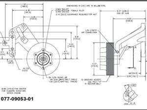 cummins fan clutch hub parts p10 tpi rh truckpartsinventory com Kysor Fan Hub Rebuild Kits Kysor Fan Hub Rebuild Kits