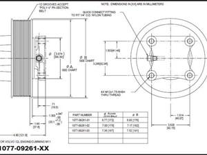 volvo fan clutch hub parts p2 tpi rh truckpartsinventory com Kysor Fan Hub Rebuild Kits Kysor Fan Hub Rebuild Kits