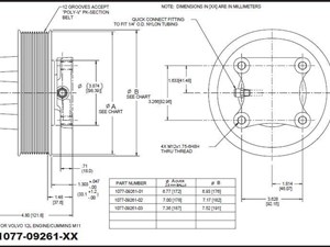 2000 VOLVO VED12 Kysor_1077 09261 02 Fan Clutch Hubs igfLIjEAFbUw_b volvo other fan clutch hub parts p2 tpi volvo vnl 670 wiring diagram at panicattacktreatment.co