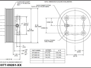 fan clutch 2002 kenworth wiring diagram wiring diagrams schematics mitsubishi wiring schematics kenworth truck electrical wiring 2002 kenworth ac wiring volvo fan clutch hubs (stock 100334) part image kenworth radio wiring diagram kenworth engine