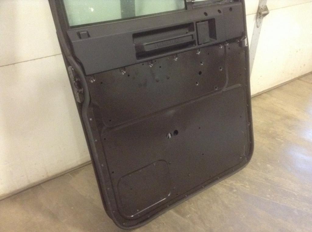 Fld 120 Door Parts : Freightliner fld stock  doors tpi