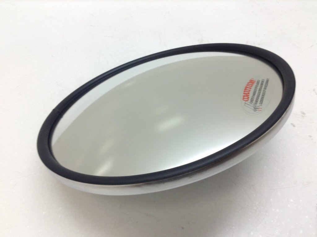 VELVAC 708501 Center Mount Convex Mirror