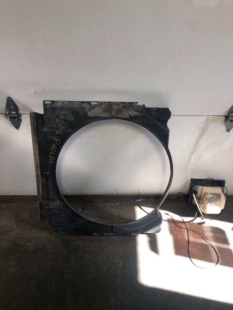 Radiator Fan Shrouds | Holst Truck Parts