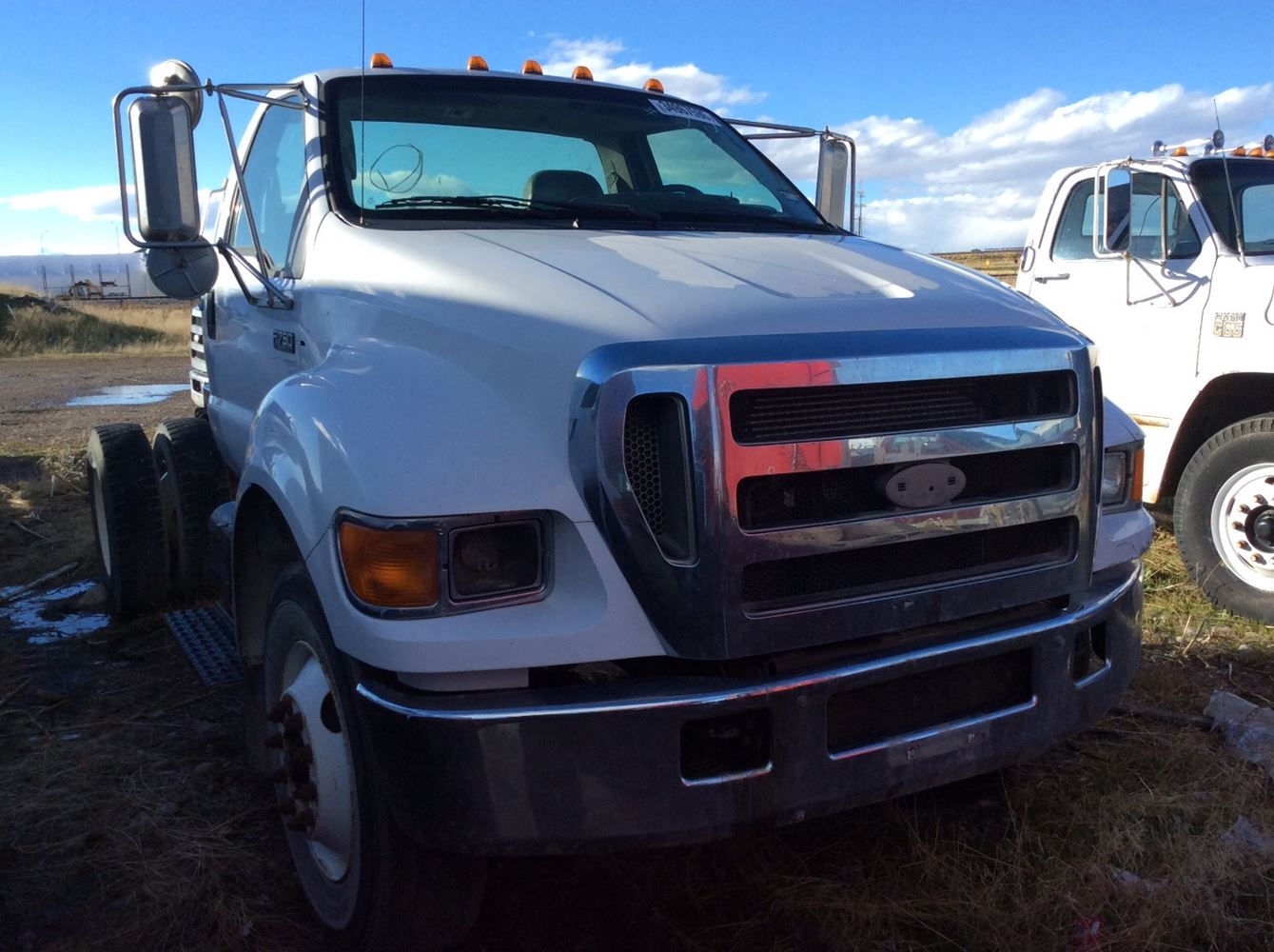 2007 ford f 750  stock 101216 4  cabs tpi model a ford wiring