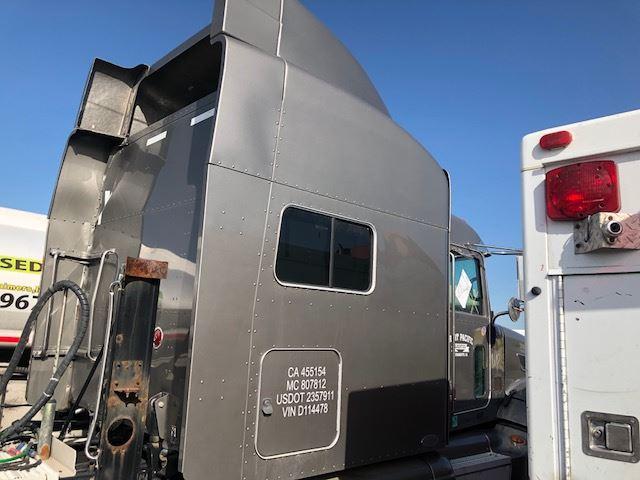Sleeper Fairings | Holst Truck Parts