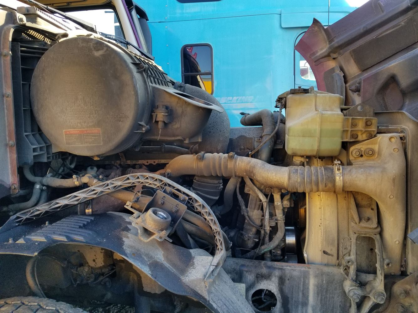 2013 Volvo D13 Stock 50418 24 Engine Assys Tpi