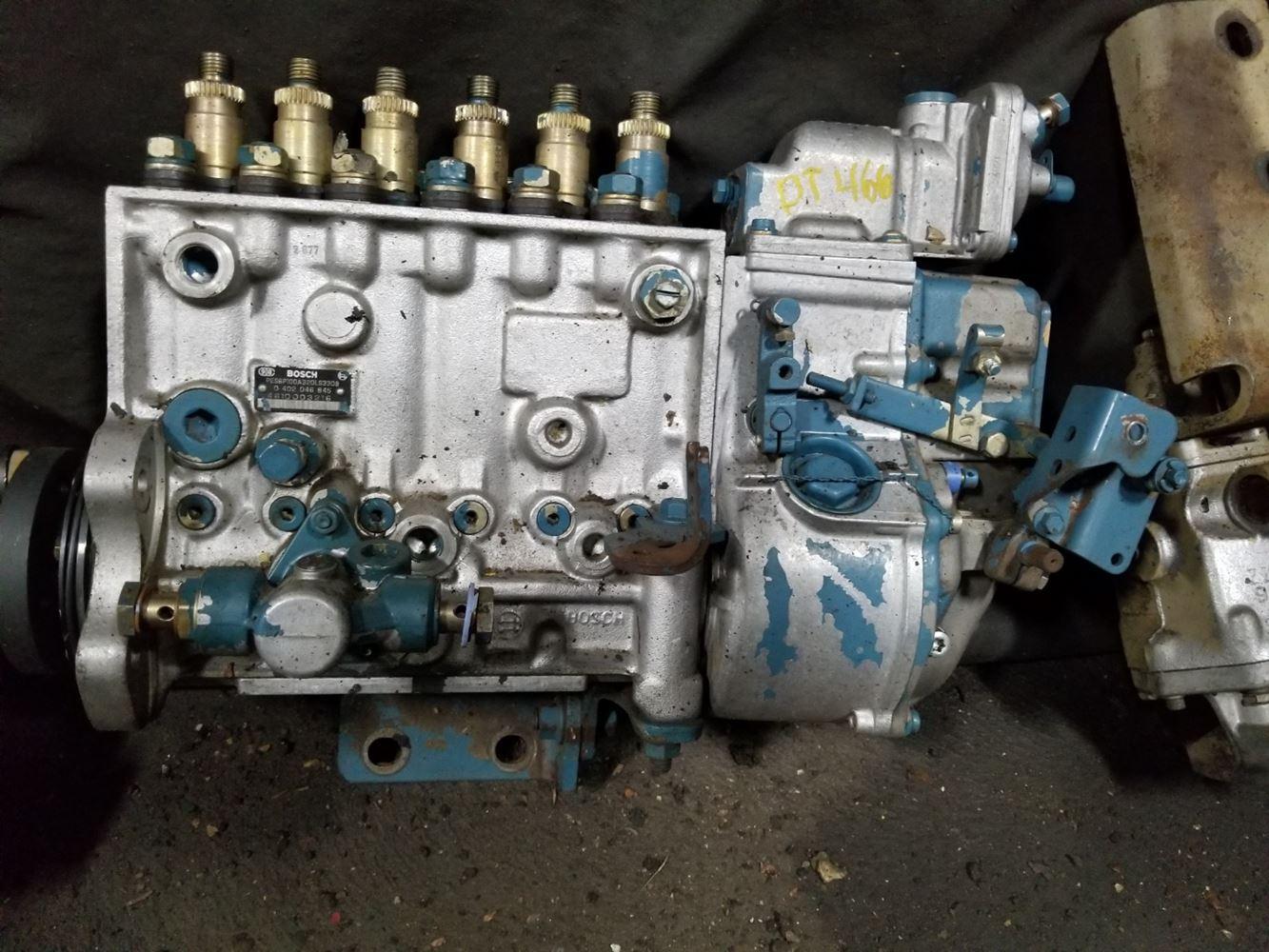 p-711  fuel gear pumps  engine make international  engine model dt466