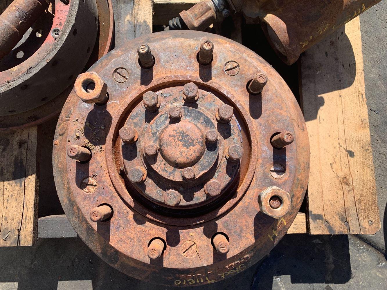Brake Drums | Holst Truck Parts