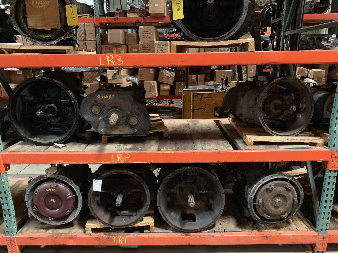 Transmissions & Transmission Parts | Holst Truck Parts