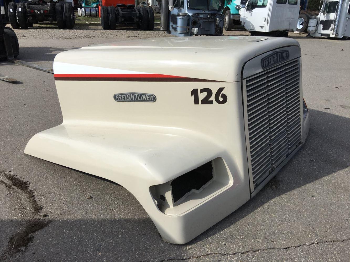 Freightliner Fld120 Hood : Freightliner fld sfa stock p hoods tpi