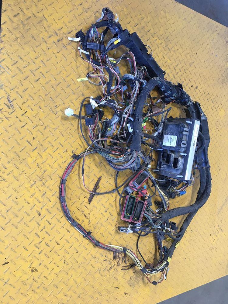Peterbilt Radio Aftermarket Wiring Harnes