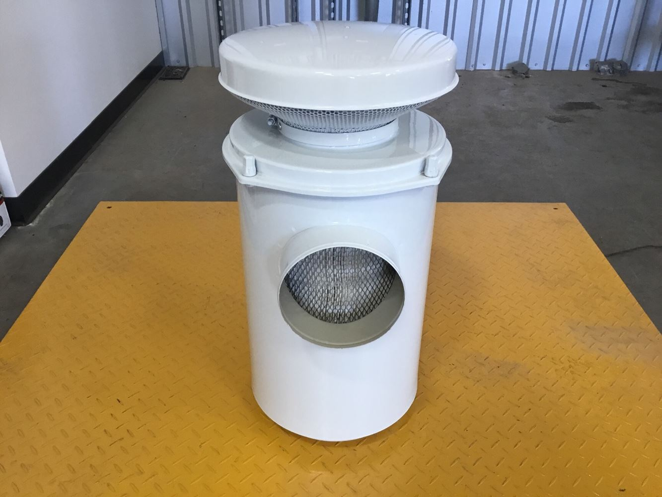 Peterbilt 379 Stock 1307 Air Cleaners Tpi