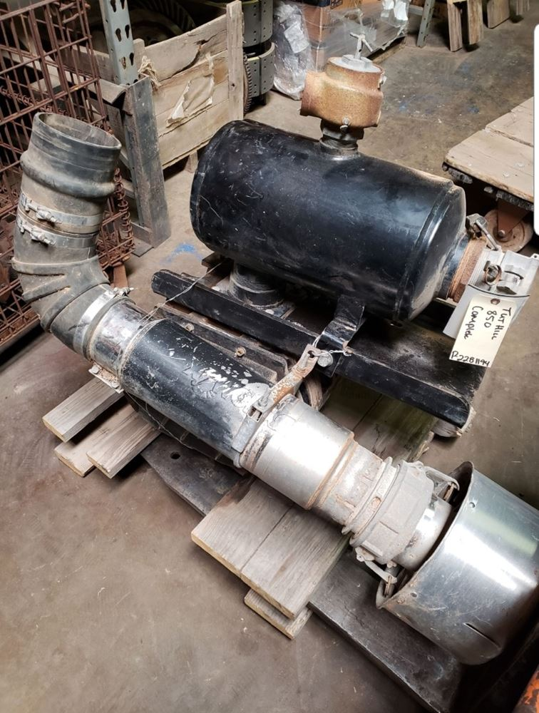 Tuthill Blower Parts