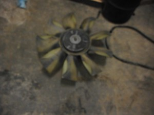 Caterpillar 3126 Fan Parts | TPI