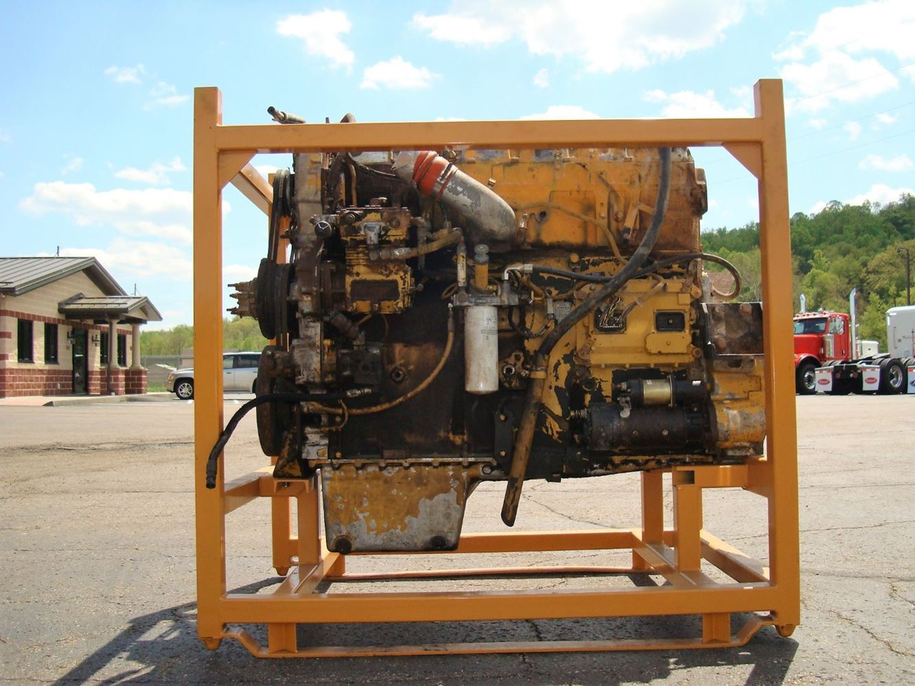 1999 Caterpillar 3406E (Stock #2WS-1)
