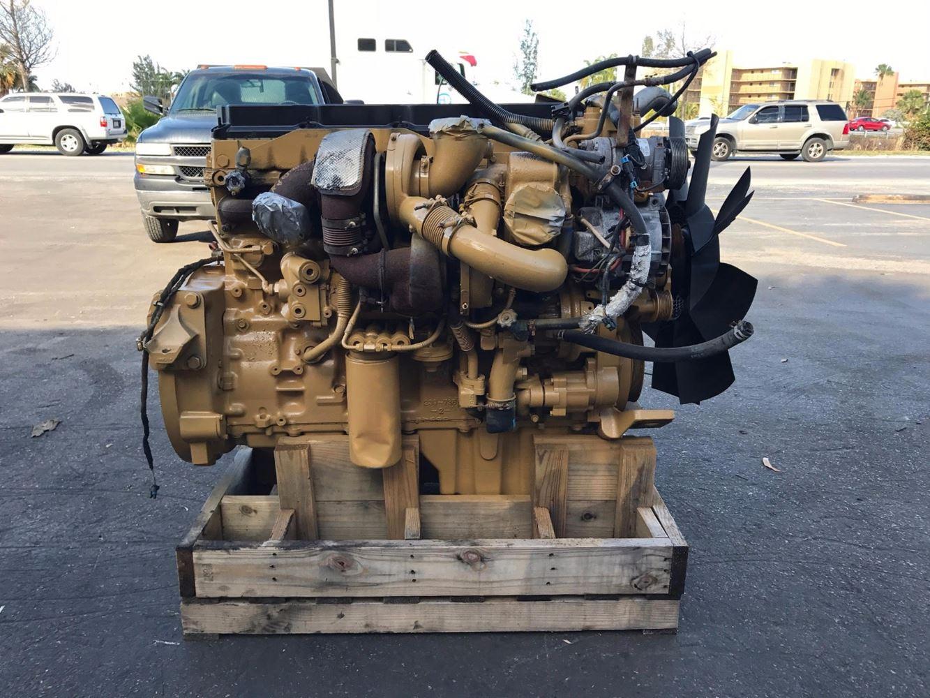 Caterpillar C13 Stock 003246 Engine Assys Tpi