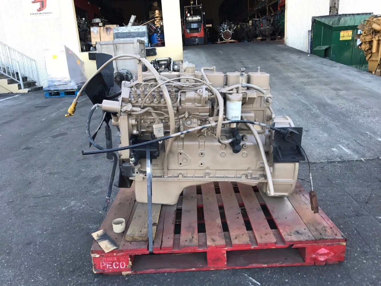 Used Cummins Engines For Sale >> Cummins 6BT 5.9 (Stock #003114) | Engine Assys | TPI