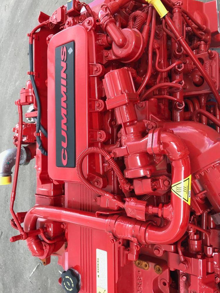 Cummins ISL (Stock #003522) | Engine Assys | TPI
