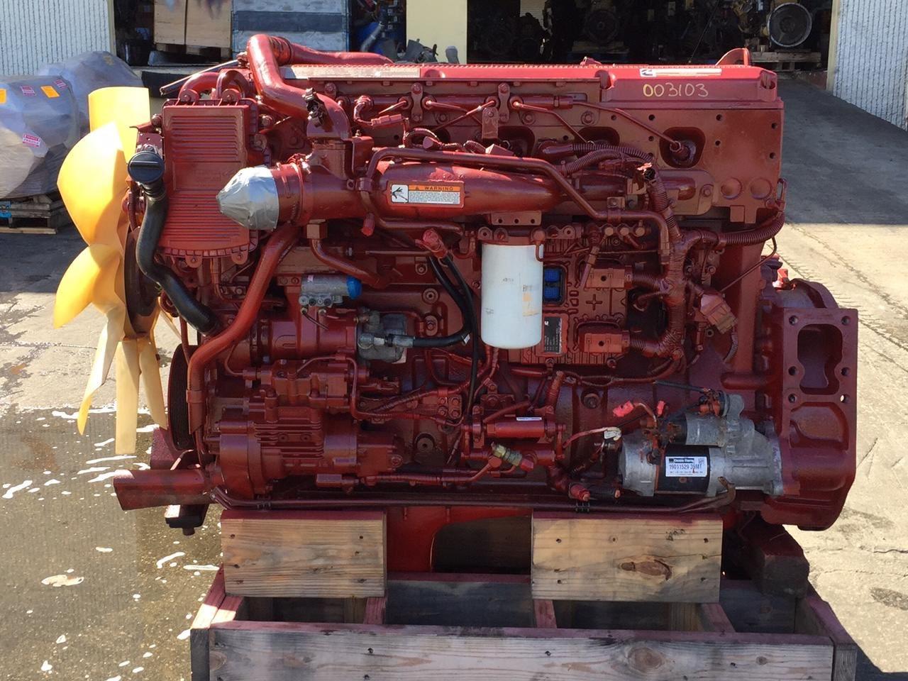 international truck fuel filter cummins isx15  stock 003103  engine assys tpi  cummins isx15  stock 003103  engine assys tpi