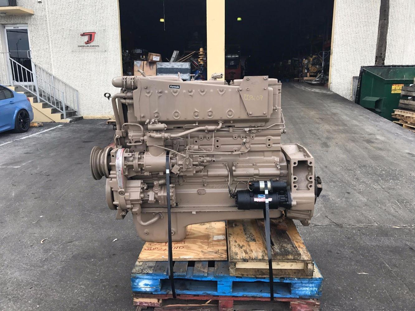 Used Cummins Engines For Sale >> Cummins NTC (Stock #003107)   Engine Assys   TPI