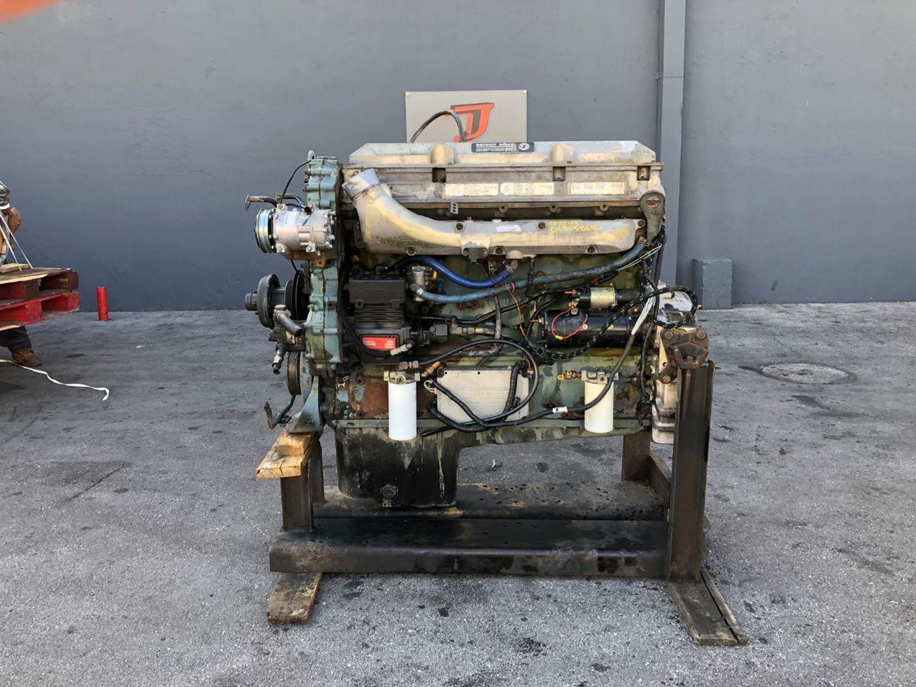 Detroit Series 60 12 7L DDEC IV (Stock #003988)