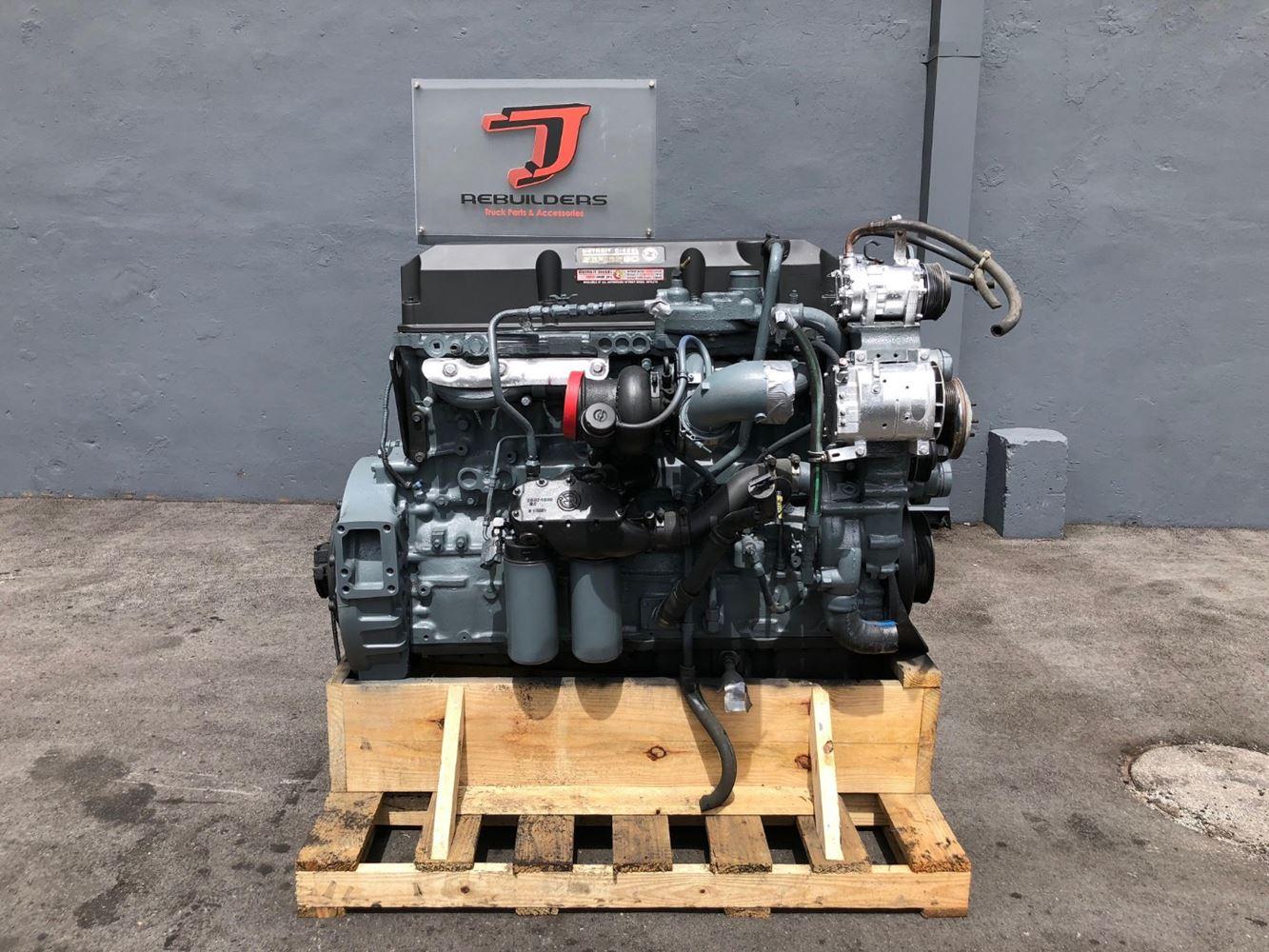 Detroit Series 60 12 7L DDEC IV (Stock #003740)