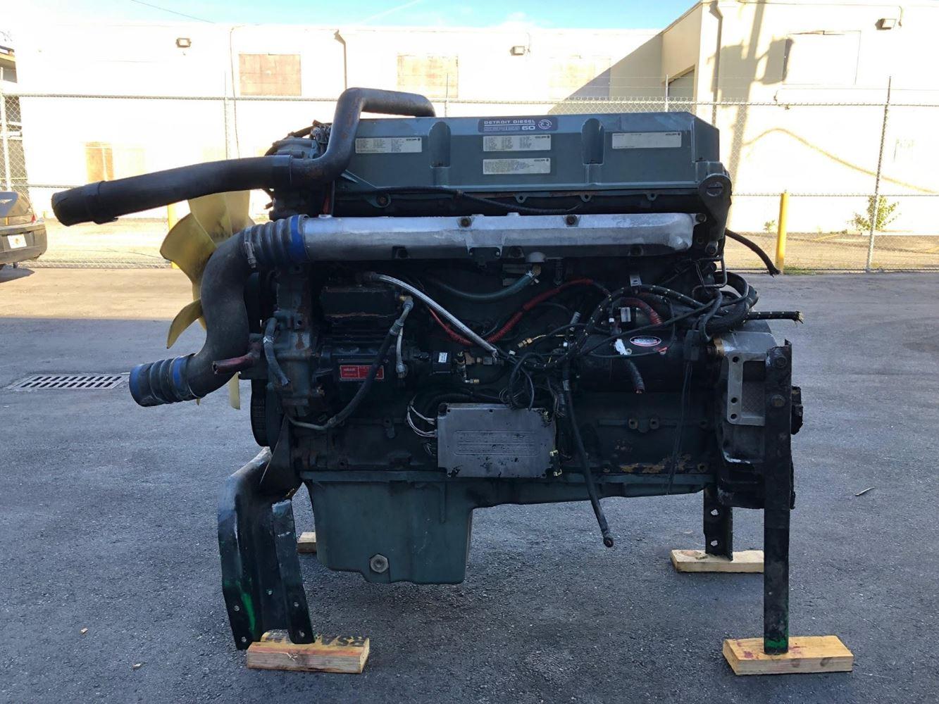 Detroit Series 60 12 7L DDEC IV (Stock #003945)