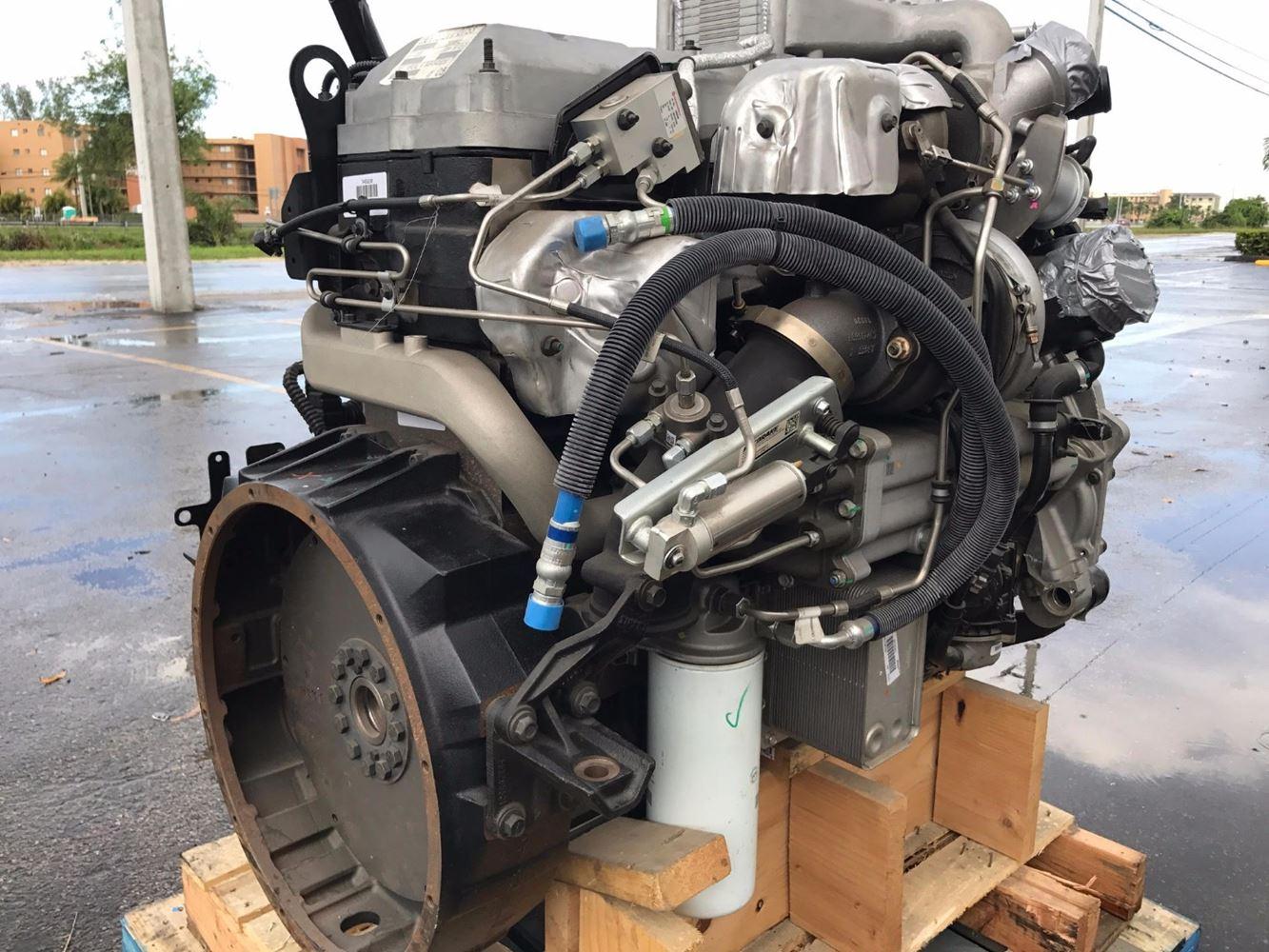International Maxxforce Engine Assys Rbkofish Apw F