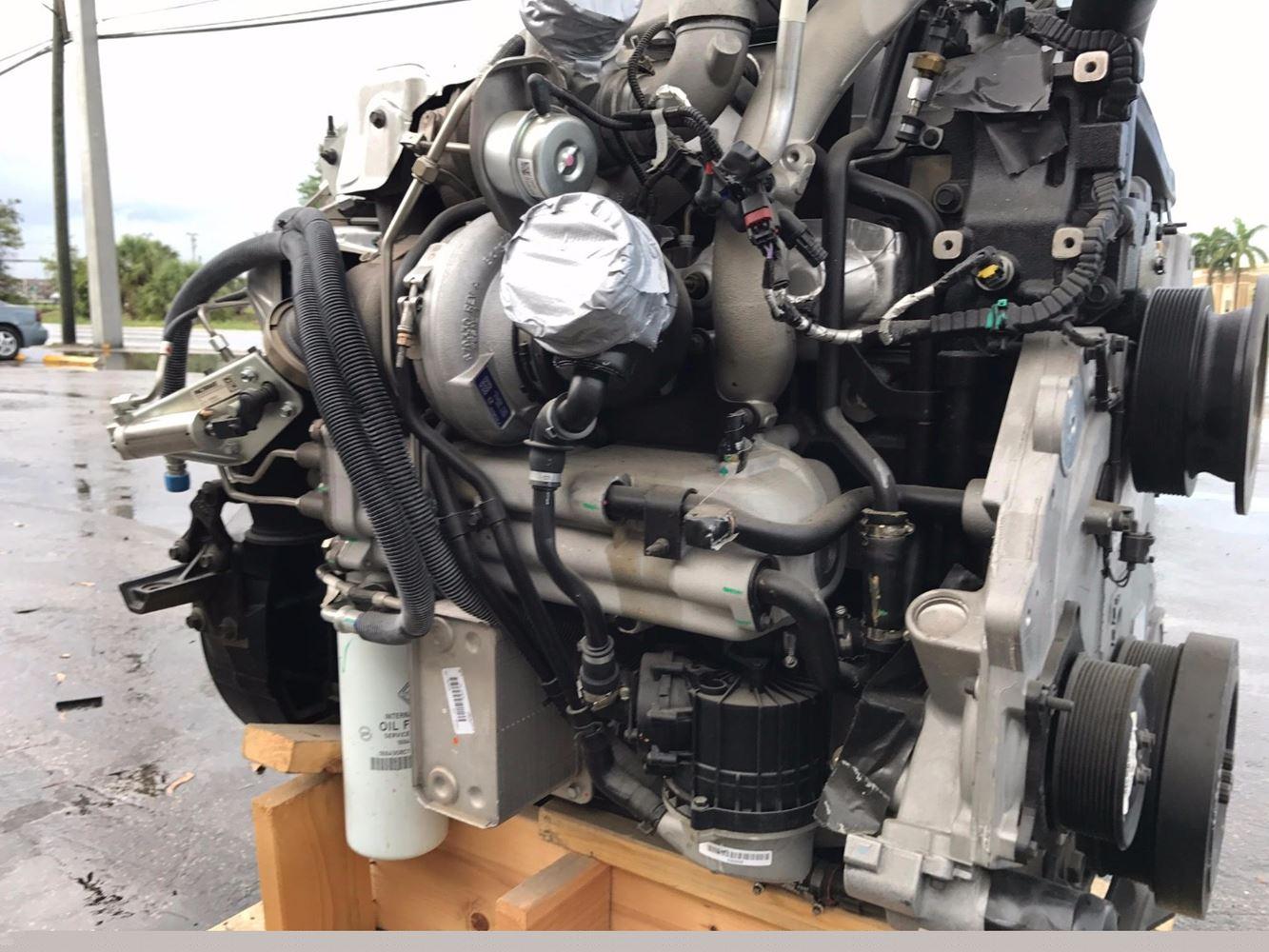 International MAXXFORCE DT Stock 003395 Engine Assys